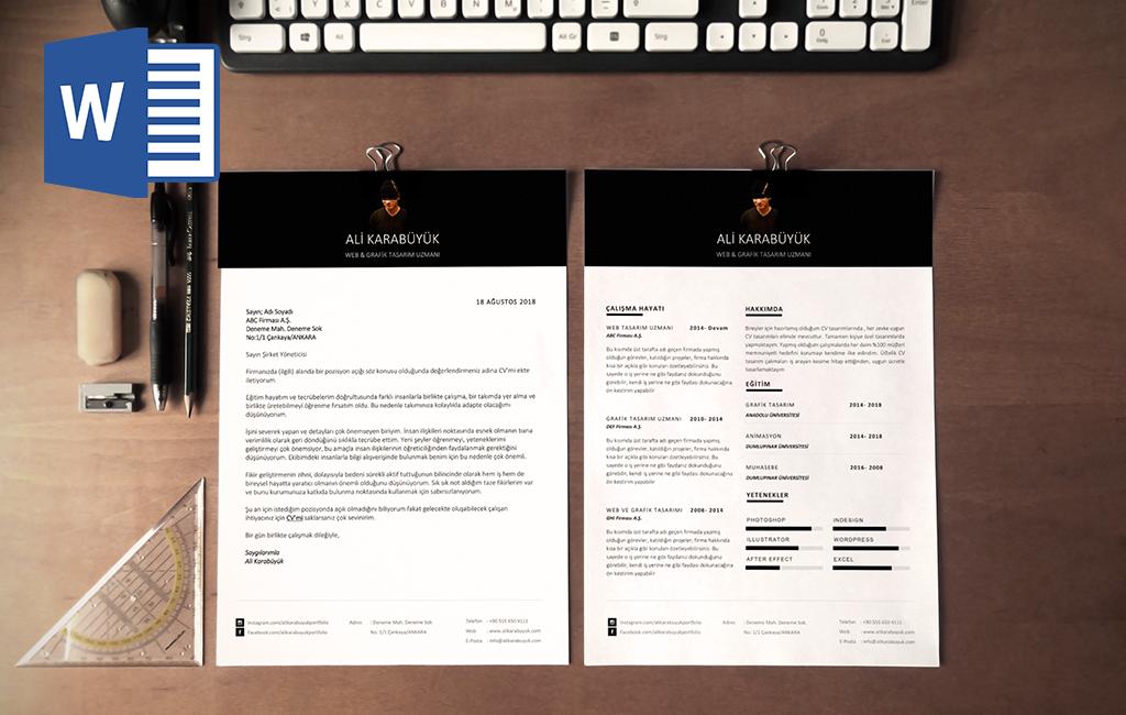 En iyi CV ve önyazı örnekleri
