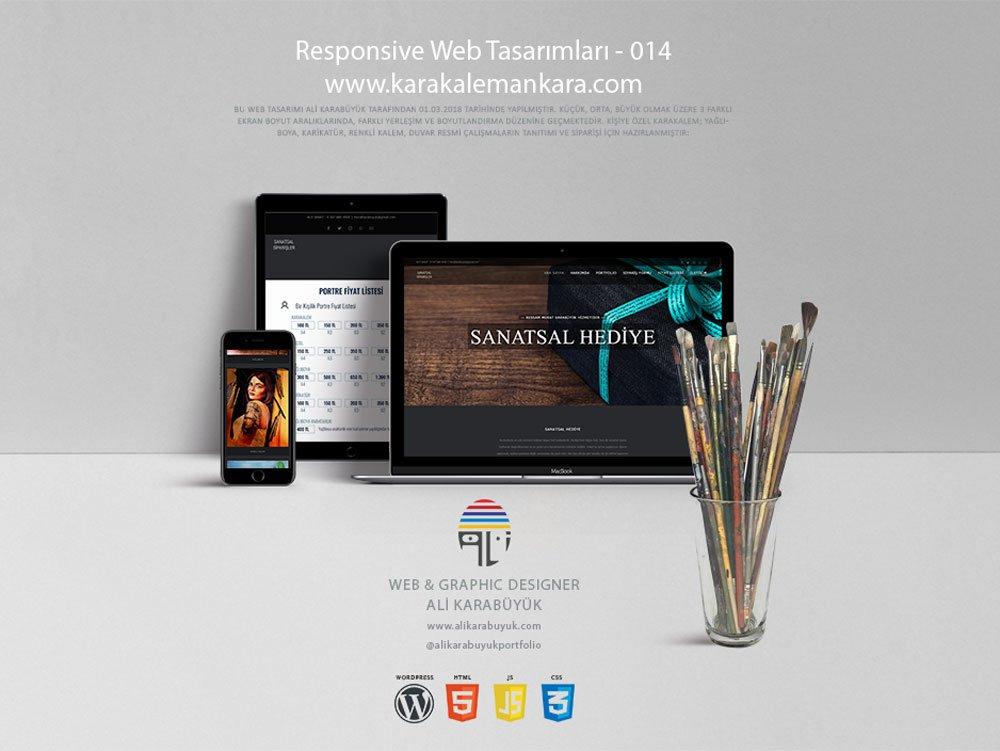 Responsive Web Tasarımı - 014