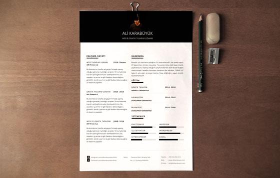 100102 Ali Karabüyük Önyazı Tasarımları