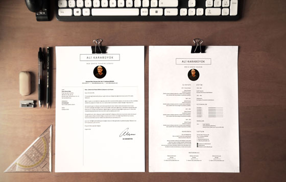 07 Nolu CV Tasarımı