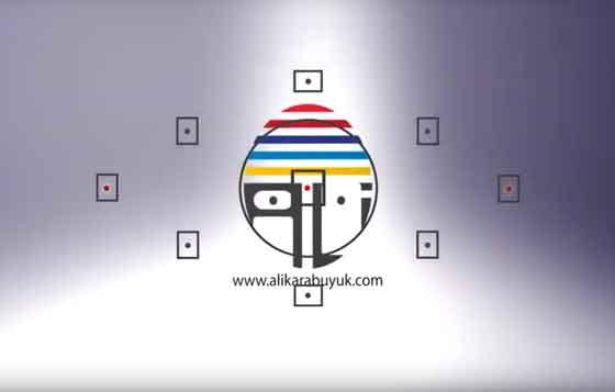 Fotoğrafçı Logo Intro Outro Tasarımı 1