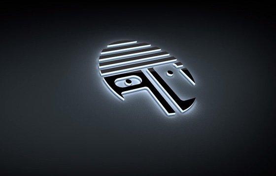 Led Işıklı Logo Intro Tasarımı