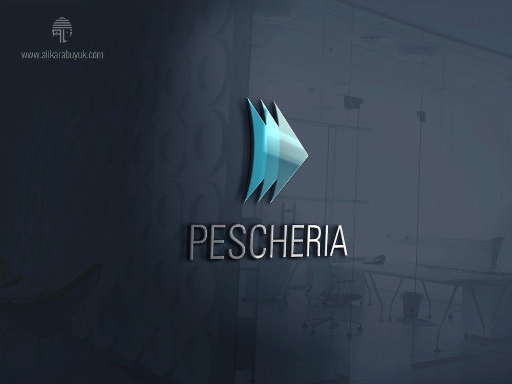 Deniz logo tasarımı