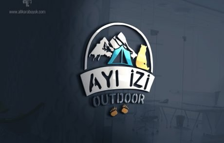 Kampçı logo tasarımı