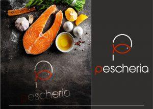 Balıkçı Logo - Minimal Tasarımı
