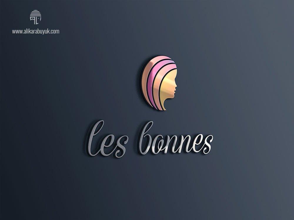 Saç Ürünleri Logo Kurum Kimlik Tasarımı