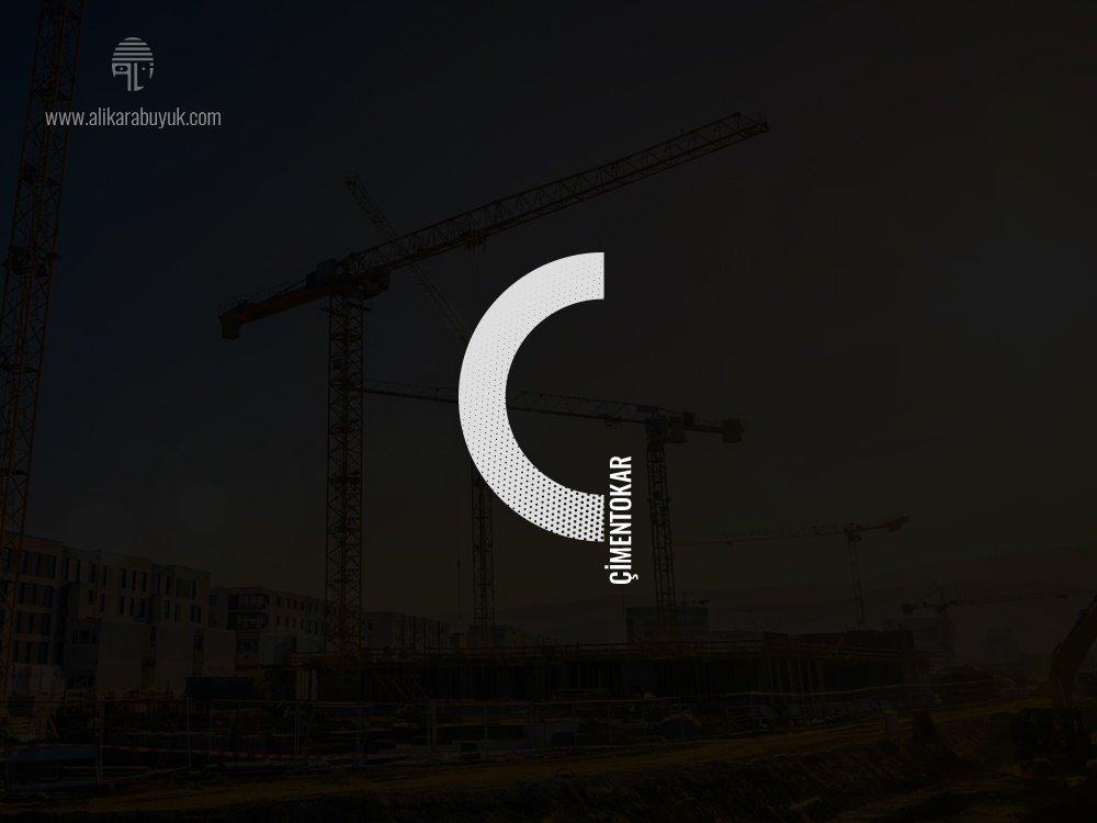 Çimento Logo Tasarımı