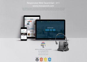 Müşteri Hizmetleri Web Tasarımı