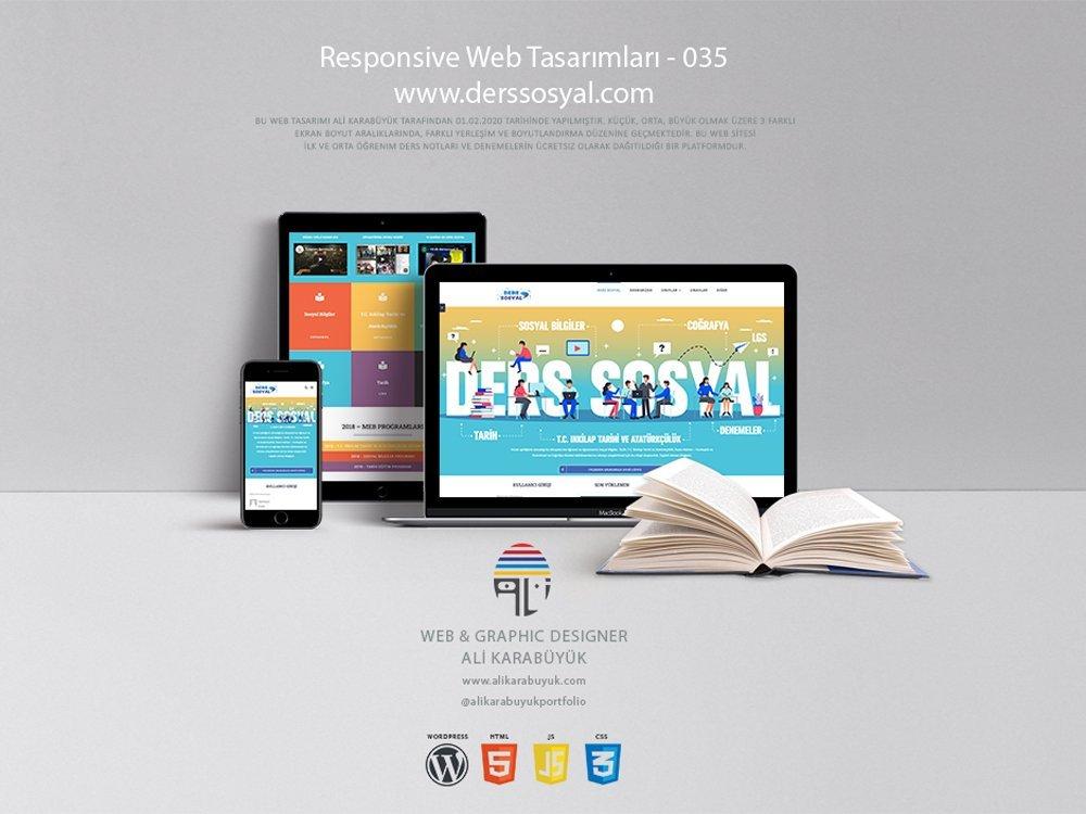 Eğitim Web Tasarımı