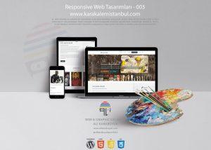 Sanatsal Web Tasarımı 003